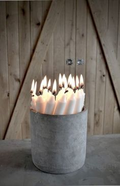 There is beauty in simplicity!  Need to work in a fire element... but I think this would turn into a big old mess