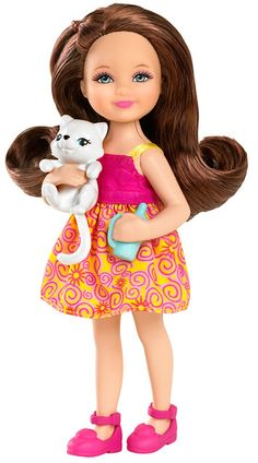 Barbie baby sister Chelsea