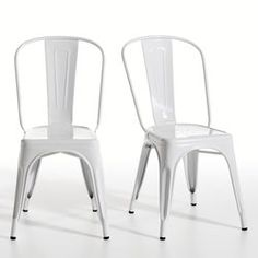 Cadeira Tolix (lote de 2) AM.PM.