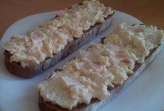 Sýrovo-vajíčková pomazánka Krispie Treats, Rice Krispies, Cheese, Desserts, Food, Cooking, Tailgate Desserts, Deserts, Essen