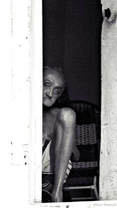 O ancião Photo by Maria Mendonça -- National Geographic Your Shot