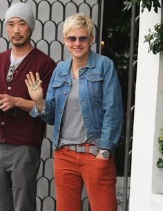 Happy 55th birthday Ellen DeGeneres !!!!! 01/26