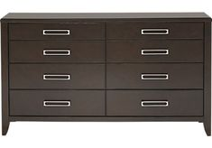 picture of Bellissimo Java Dresser from Dressers Furniture