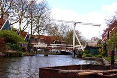 Edam und seine Brücken