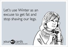 Or get skinny so everyone is surprised when the layers come off...