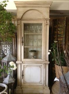 French Display Cabinet... x