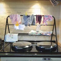 aga hob drying tripod By Betty Twyford £120