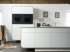 Top cucina in HI-MACS® HI-MACS® per top cucina by HI-MACS® by LG Hausys Europe