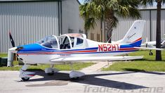 Feel the wind in your hair flying this 2006 Tecnam P2002 Sierra. This always hangared aircraft features, TruTrak autopilot, Garmin avionics, 1060 total time and more. Available for $69,900.00 USD. #aircraftforsale #tecnam #lsa #tradeaplane Outdoor Furniture, Outdoor Decor, Sun Lounger, Aircraft, Planes, Aviation, Hair, Home Decor, Instagram