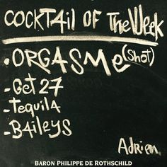 ! - Cocktail of the week - !  Today's cocktail : Orgasm (shot) check out the awesome combinaison of Get7 with Baileys  #eat #meet #eatmeets #amsterdam #netherlands #socialize #expat #clubsinamsterdam #amsterdamhousing #expatcenteramsterdam #socialclubamsterdam #footyamsterdam #newsnl #expaticanl #iamsterdam #iamexpat #internations #meal #foodie #foodpics #homemade #cook #instacook #instafood #lekkereten #uitinamsterdam #timeoutamsterdam #igeramsterdam #amsterdamfood