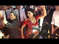 Alla Kushnir arabic wedding in Egypt/آﻻ كاشونير ترقص في فرح مصري/Alla Ku...
