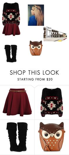 """""""Register at School"""" by owlaquamarine ❤ liked on Polyvore featuring Oasis, Gabriella Rocha and Accessorize"""