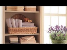 How to decorate for spring: Easy Updates for Bedroom & Bathroom.  This video is from qvc.com and is well worth a peak.