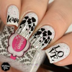 What's Up Nails Stamping Nail Art Spring 2019 – Delishious Nails Best Picture For nail stamping ideas spring For Your … Nagel Stamping, Stamping Nail Art, Perfect Nails, Gorgeous Nails, Cute Nails, My Nails, Nail Store, Manicure Y Pedicure, Nail Designs Spring