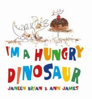 From award-winning author and illustrator team, Janeen Brian and Ann James, comes this gorgeous new rhyming picture book about our favourite little dinosaur, who is now hungry for cake. Ann James has had fun painting with flour, cocoa, icing and 100s and 1000s with adorable results that will inspire lots of rumbling tummies and cake making! Bright simple illustrations, card pages and rounded corners make this a perfect book for the very young. Shake, stir, mix, bake . . . .