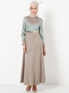 Welcome to Modanisa Muslim Fashion, Hijab Fashion, Fashion Dresses, Long Dresses, Dresses Online, High Waisted Skirt, Tunic, Queen, Skirts