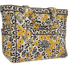 Vera Bradley Luggage Get Carried Away Tote Go Wild - Zappos.com Free Shipping BOTH Ways