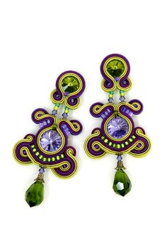 earrings : Kiwi - Dori Scengeri