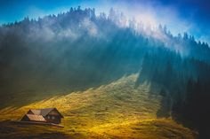 House Of by Serban Bogdan on Art Limited Cool Photos, Beautiful Pictures, World Photography, Wonderful Places, Life Is Beautiful, Photo Galleries, Art Gallery, Sky, Fine Art