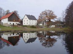 Roschau Village, near Neustadt, photo by LBWestlake