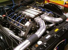 This 1996 Chevy Impala SS has a surprise under the hood, a 509-inch surprise. Find all the details of this Impalas engine swap inside Hot Rod Magazine.