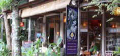 Kafe. one of 8 Places to Get Fresh Organic Food in Ubud