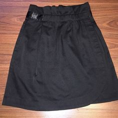 Final! Urban Outfitters High Waisted Skirt Brand New w/ Tags. Urban Outfitters Sparkle and Fade Black High Waisted Skirt. Size XS. Urban Outfitters Skirts