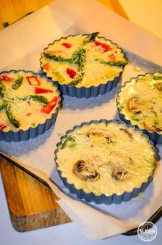 Thermomix Crustless Quiche - Suger Coat It: Living the Sweet Life Healthy Quiche, Keto Quiche, Frittata Recipes, Crust Less Quiche, Low Carb Dinner Recipes, Low Calorie Recipes, Keto Recipes, Vegetarian Recipes, Healthy Recipes