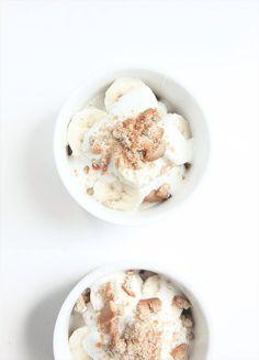 flirting meme with bread pudding using sour cream sauce