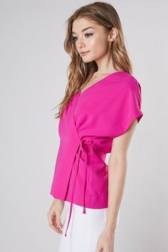 Quarter to Five distributes fabulous clothing that focuses on favorite designs. Stock up on an effortlessly chic collection of women's young contemporary and plus size styles. Wrap Dresses, Plus Size Fashion, Chic, Clothes, Collection, Tops, Women, Style, Shabby Chic