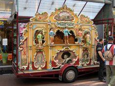 Amsterdam travelling organ