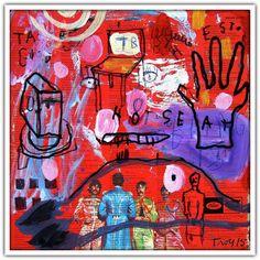 "BEATLES, 2015. 31x31 cm. [33 tours ""Sgt. Pepper's Lonely Hearts Club Band"" de 1967] Galerie W - Galerie d'Art contemporain à Paris #galeriew #gallery #w #galleryw #troyhenriksen @galeriew #beatles #johnlennon #paulmcartney #georgeharrison #ringostarr"