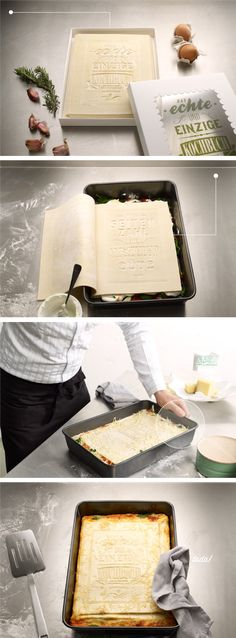 The Real Cook Book- amazing idea, if only it were gluten free/ dairy free id be in heaven