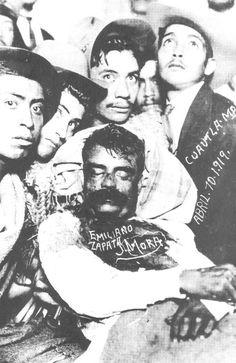 Zapata dead