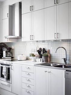 razones por las que elegir una cocina blanca