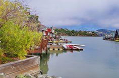 Sausalito the Houseboats 15 | by paspog