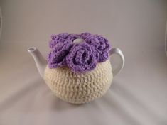 Tea cosy for a medium or large teapot 4 to 6 by SpecialHandmade444