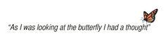 No change, no butterflies highheelsbrownhair.blogspot.com
