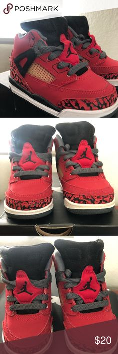 e7f4225e2007c8 Black Gym Red  Metallic Silver Very Rare Jordan Sixty Club. Black Gym Red   Metallic Silver size 5 hardly ever worn.