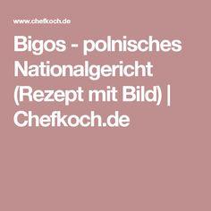 Bigos - polnisches Nationalgericht (Rezept mit Bild)   Chefkoch.de