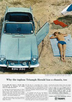 1966 Triumph Herald Convertible