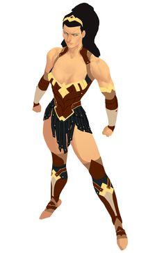 Kris Anka Wonder Woman Final