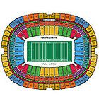 6 Atlanta Falcons vs.Seattle Seahawks NFC Divisional Playoff Tickets