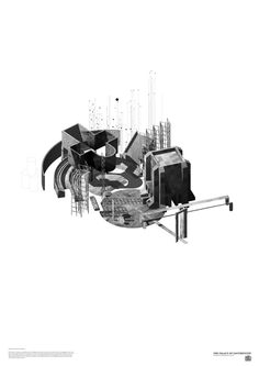 """architecture - Kieran Thomas Wardle's Drawings from """"The Eastminster Palace"""" Bartlett School Of Architecture, Paper Architecture, Architecture Graphics, Architecture Drawings, Architecture Portfolio, Architecture Design, Architecture Diagrams, Axonometric Drawing, Architectural Section"""