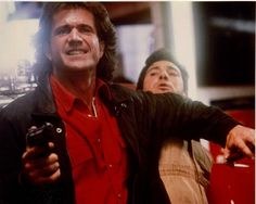 Lethal Weapon Mel Gibson 8x10 Photo / Ebay