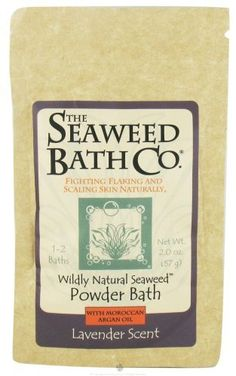 The Seaweed Bath Co. - Wildly Natural Seaweed Powder Bath with Hawaiian Kukui Oil Lavender Scent - 2 oz. (1-2 Baths) by Seaweed Bath Company. $3.89. The Seaweed Bath Company Lavender Scented Wildly Natural Seaweed Powder Bath with Hawaiian Kukui Oil - 2 oz. (57g) Packet (1-2 Baths) The Seaweed Bath Co.'s Lavender Scented Wildly Natural Seaweed Powder Bath with Hawaiian Kukui Oil is designed to soothe your irritated skin and stimulate your senses while you relax in your bath tub. ...