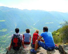Wanderurlaub Südtirol ! Klingt nach Anstrengung aber das ist es auf jeden Fall wert!