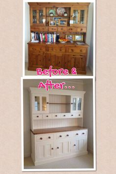 Chalk Paint™ Original ❤️ pinning this strictly because I love the two tone, and color. For my dresser?