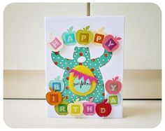 Happy Birthday card by jane77