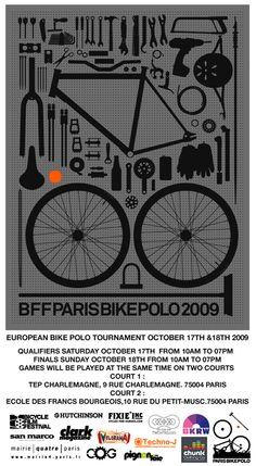 BFF Paris Bike Polo 2009